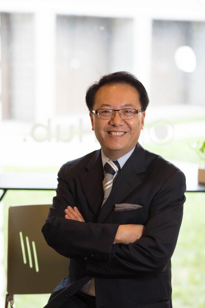 Eddie Lee, Founder & CEO of OneHub