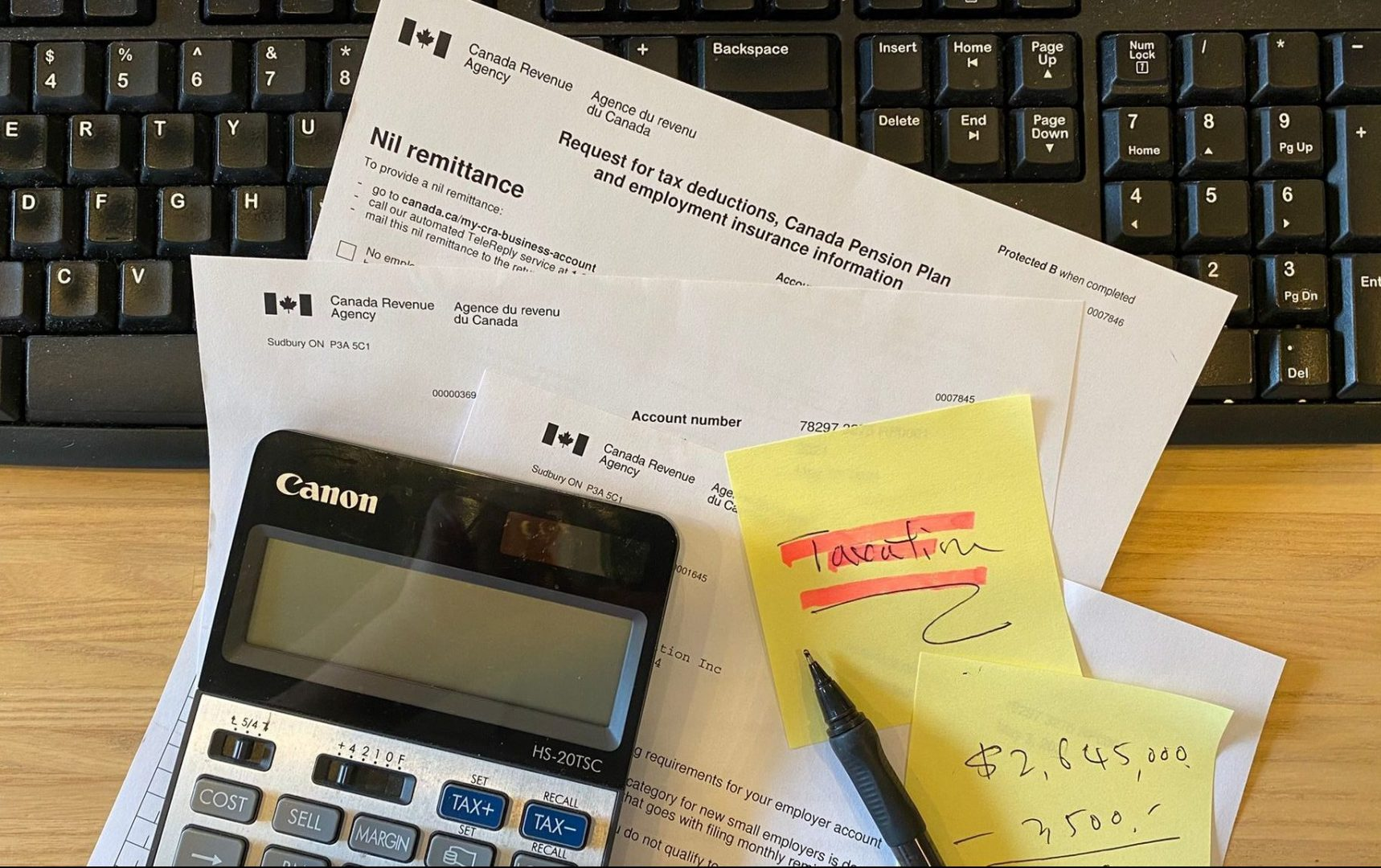OneHub Taxation & Appeals