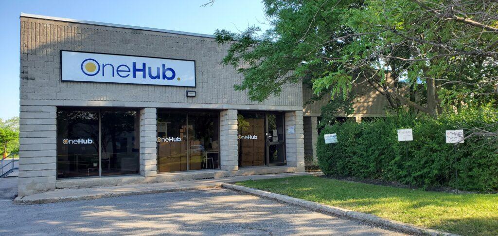 OneHub Unit 1 Office