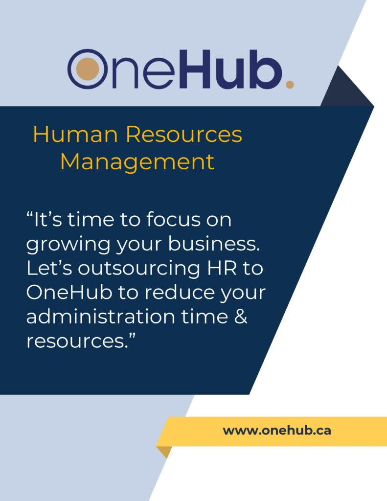 OneHub Human Resources Management Info Package